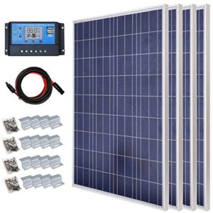 Eco-Worthy 400-Watt Off-Grid Solar Power System