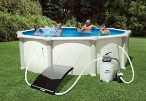 GAME 4721 SolarPRO Curve Solar Pool Heater for Intex & Bestway Above Ground