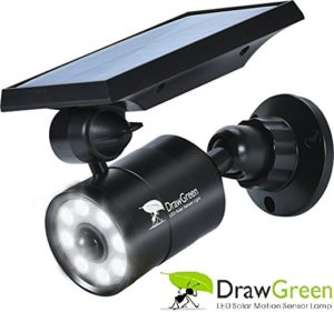 DrawGreen 1400-Lumens Bright LED Spotlight