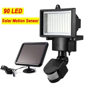 Sogrand 90LED LUX/SEN/TIME Setting, Solar Light