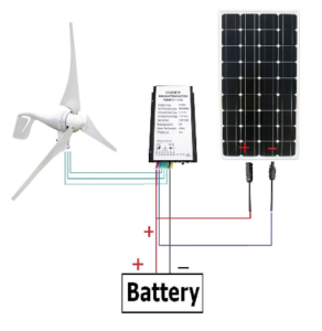 EcoWorthy Solar Power Generator Kit