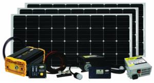 Go Power Solar Power Generator
