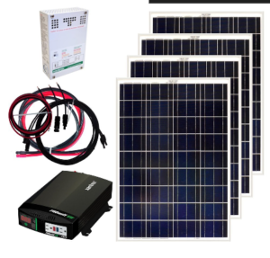 Grape Solar Power Generator