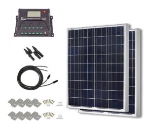 HQST Solar Panel Kit
