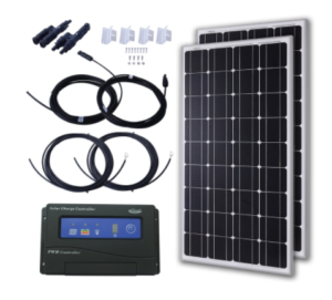 Komaes Solar Power Generator