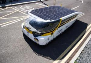 Solar Powered Vehicles A Brief Introduction Solar