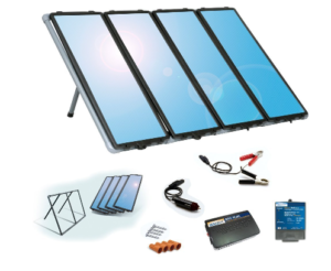 Sun Force Solar Panel Kit