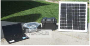 Tektrum Solar Panel Kit